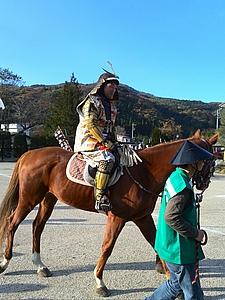 昨年の様子 昨年の様子 昨年の様子   イベント情報一覧へ戻る  猿ヶ京温泉 上杉謙信武者行列|